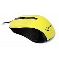 "Манипулятор ""Мышь"" Gembird MUS-101-Y, USB Yellow (MUS-101-Y)"