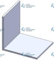 Уголок алюминивый 45х45х2