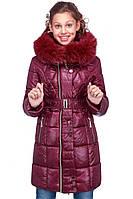 Детская куртка подкладка утеплена флисом