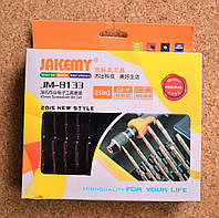 Набор отверток для разборки мобильных телефонов и планшетов 23-в-1 JAKEMY JM-8133
