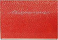 Визитница из кожи ската в металлическом корпусе. NB 25-1 SA Red