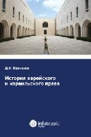 История еврейского и израильского права Денис Примаков