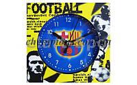 Часы настольные с логотипами футбольных клубов и сборных в ассортименте (альбом 1)