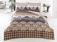 Набор постельного белья сатин печатный 200х220 Cotton box ALIYE MURDUM