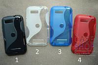 Силиконовый чехол для Motorola Defy+ Plus MB526