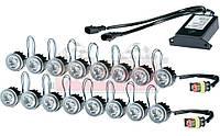 HELLA LEDayFlex комплект фар дневного освещения на 8 диодов / 2-х режимные