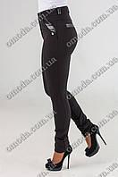 Женские Брюки черного цвета Анита