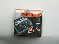 Neo 06-105 Набор наконечников для отвертки с трещоткой