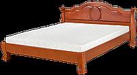 Деревянная Кровать «Анна Элегант» (массив дерева 100%)