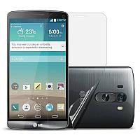 Защитная пленка для LG G4 Stylus глянцевая