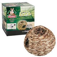 Karlie Flamingo (Карли Фламинго) Hamster Nest Willow овальное плетеное гнездо для хомяков 11х9х9 см