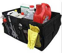 Автомобильный органайзер для багажного отделения Smart Trunk Organizer, фото 1
