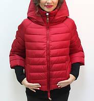 Куртка зимняя  женская Lusskiri 1637 красный