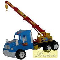 Машинка Подъемный кран 15-003-1