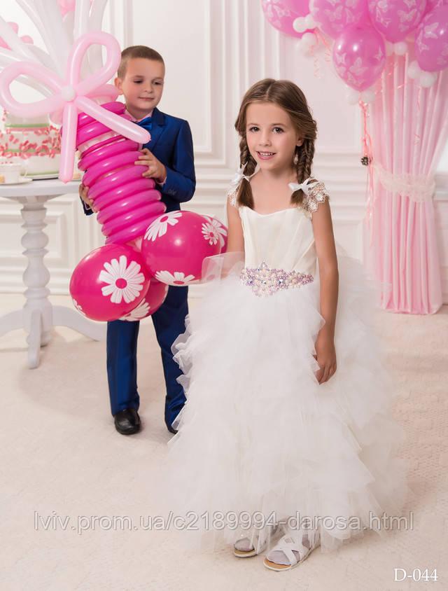 Детское платья необычное
