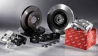 Тормозные диски на Форд - Ford Focus Mondeo, Fiesta, Transit, Kuga, Sierra, барабаны, колодки