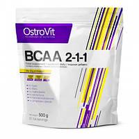 OstroVit BCAA 2:1:1 Extra Pure 500 грамм