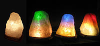 """Соляная лампа """"Скала"""" 5-6 кг"""