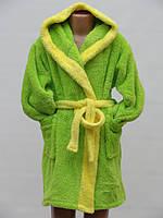 Качественный детский махровый халат Зайка
