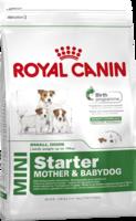 Сухой корм для щенков малых пород до 2-х мес., беременных и кормящих собак Royal Canin Mini Starter 1 кг.
