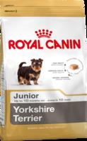 Сухой корм для собак породы йоркширский терьер Royal Canin Yorkshire Terrier Junior 500 гр.