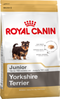 Сухой корм для собак породы йоркширский терьер Royal Canin Yorkshire Terrier Junior 1.5 кг.