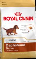 Сухой  корм для щенков породы такса в возрасте до 10 месяцев Royal Canin Dachshund Junior 1.5 кг.