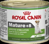 Консервы для собак Royal Canin Mature +8 195 гр.