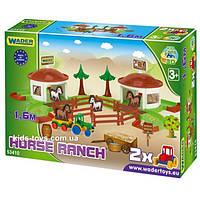 Wader Ранчо Kid Cars 3D 53410