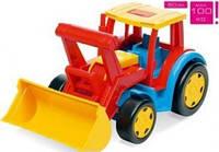 Большой игрушечный трактор Гигант с ковшом 66000
