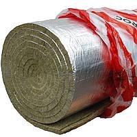 Вата для камина Hvac Lamella Mat 35 Alucoat 30 мм