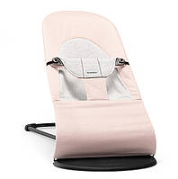 BABYBJORN Кресло-шезлонг Balance Soft, COTTON/JERSEY, цвет розовый
