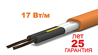 Теплые полы, двухжильный нагревательный кабель ratey 1,50
