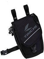Набедренная сумка RS Taichi Belt Pouch (M) черный (1,5 литра)