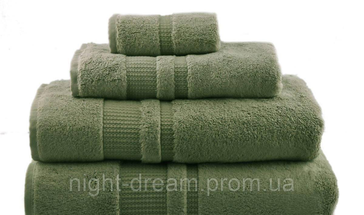 Банное махровое полотенце 70х140 Hamam PERA PINE
