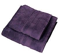 Банное махровое полотенце 70х140 Hamam PERA VIOLET