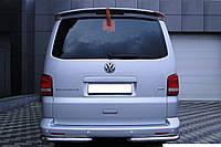 Защита заднего бампера, уголки Volkswagen T6 (2010+)
