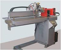 Установка АС333 для ТИГ-сварки продольных швов тонкостенных труб
