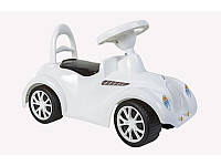 Машинка для катания Ретро белая ТМ Орион 900