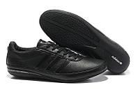 """Кроссовки Adidas Porsche Design S3 """"Black"""" - """"Черные"""""""