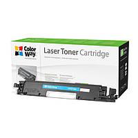 Картридж лазерный ColorWay для Canon/ HP: CE311A (CW-C729MM)
