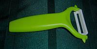 Нож керамический для очистки овощей 14 см (код 01524)