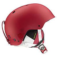 Горнолыжный шлем Salomon BRIGADE Red Matt (MD 15)