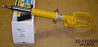 Передние амортизаторы Bilstein B6 Sport  Porsche-Cayenne, газовые 35-110569