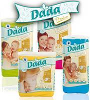 Подгузники Dada Premium 2 3 4 4+ 5