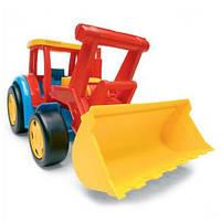 Игрушечная техника Wader 66000 Трактор-гигант