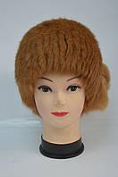 Модная женская шапка-кубанка