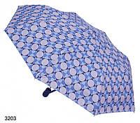 Зонт женский полуавтомат геометрия