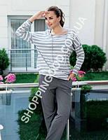 Женская пижама Mel Bee (Sahinler) MBP 22308, костюм домашний с брюками
