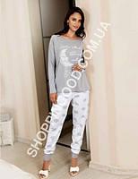 Женская пижама Mel Bee (Sahinler) MBP 22314, костюм домашний с брюками